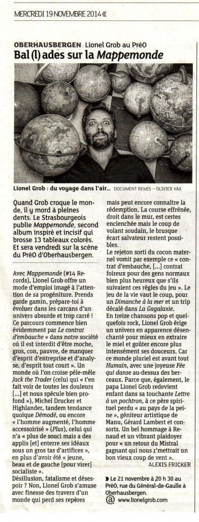 L GROB - DNA 19 nov 14