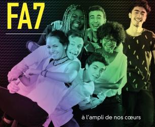 FA7 – à l'ampli de leurs cœurs !