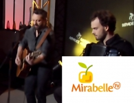 Live et Interview sur Mirabelle TV